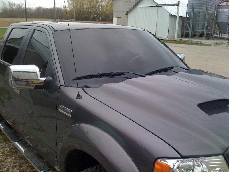 35 Windshield Tint >> 5 Front And Rear Doors 5 Rear Glass 35 Entire Windshield